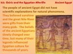 isis osiris and the egyptian afterlife ancient egypt