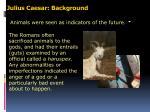 julius caesar background2