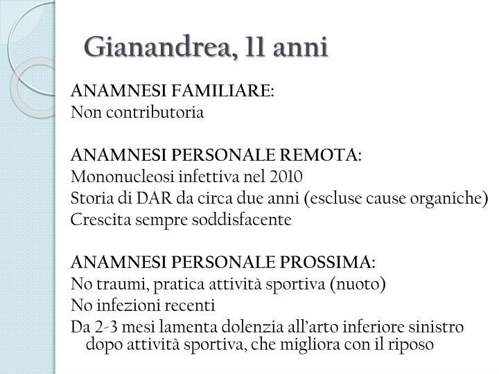 Gianandrea 11 anni1