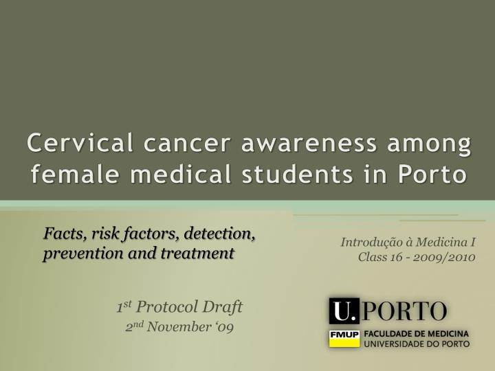 facts risk factors detection prevention and treatment n.