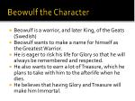 beowulf the character
