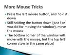 more mouse tricks11