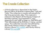 the crossle collection2