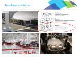 tesla motors as niche