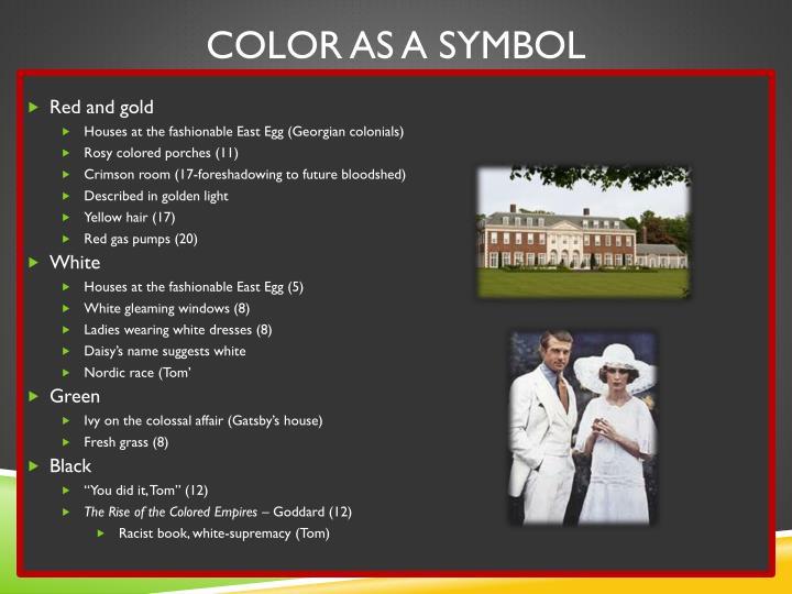 Color as a Symbol