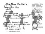 the new mediator1