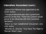 liberalism ascendant cont1
