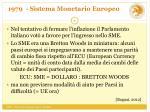 1979 sistema monetario europeo
