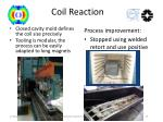 coil reaction