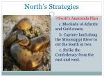 north s strategies