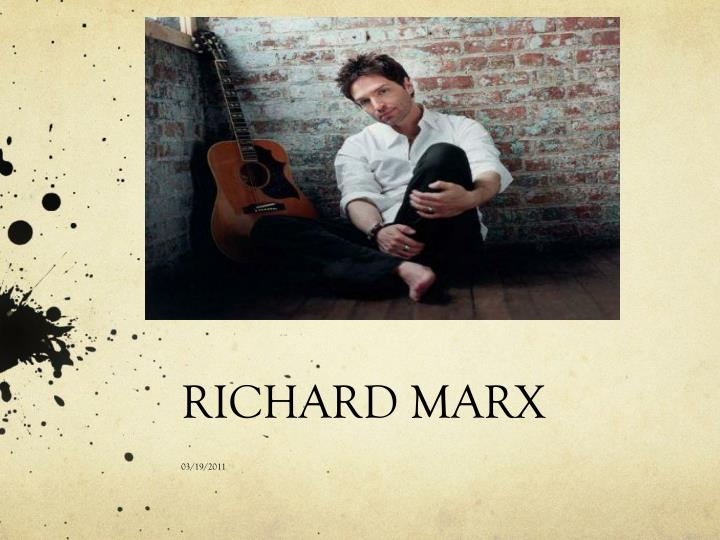 richard marx 03 19 2011 n.