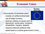 economic union1