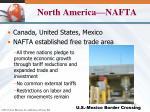 north america nafta