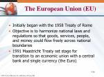 the european union eu