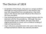 the election of 18242
