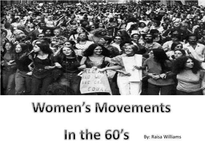 advertising and the womens movement essay In the 19th century the movement for women's emancipation took its name from the movement to abolish slavery in the 20th century women's liberation took its name from the movements against colonialism around the world 21st century women's liberation has to fight to change the world and to end the class society which created oppression and.