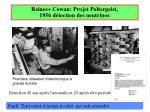 reines cowan projet poltergeist 1956 d tection des neutrinos