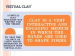 virtual clay