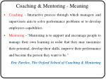 coaching mentoring meaning1