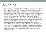acts 17 16 21