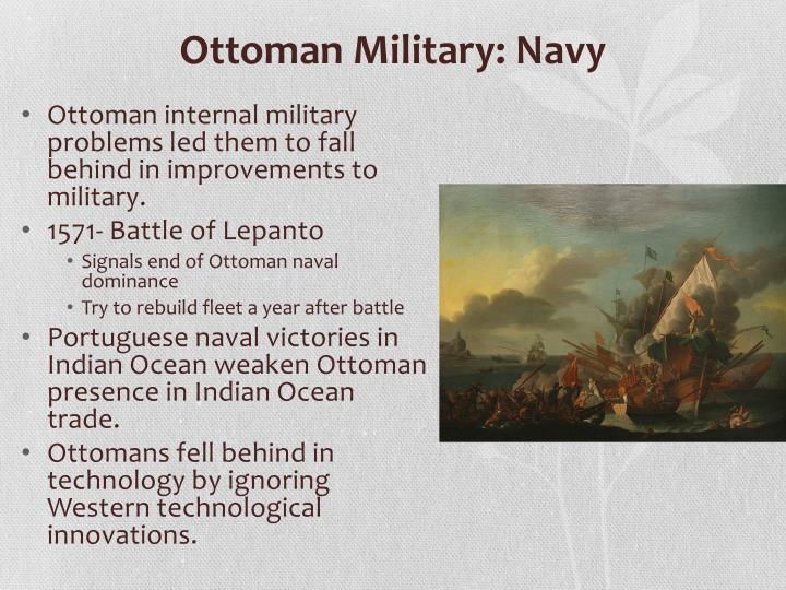 Ottoman Military: Navy