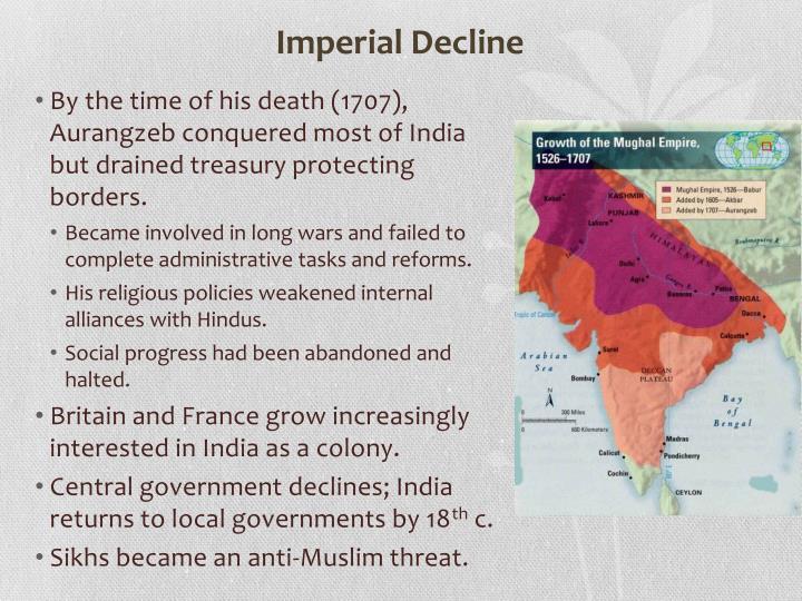 Imperial Decline