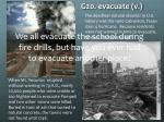 g20 evacuate v