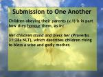 submission to one another16