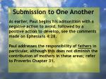 submission to one another22