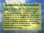 submission to one another32