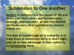 submission to one another48