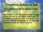the whole armour of god16