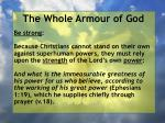 the whole armour of god3