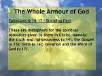 the whole armour of god31