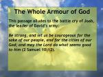 the whole armour of god4
