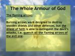 the whole armour of god43