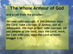 the whole armour of god5