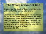 the whole armour of god64