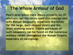 the whole armour of god8
