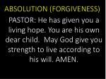absolution forgiveness1