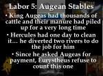labor 5 augean stables