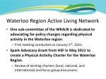 waterloo region active living network2