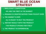 smart blue ocean strategy