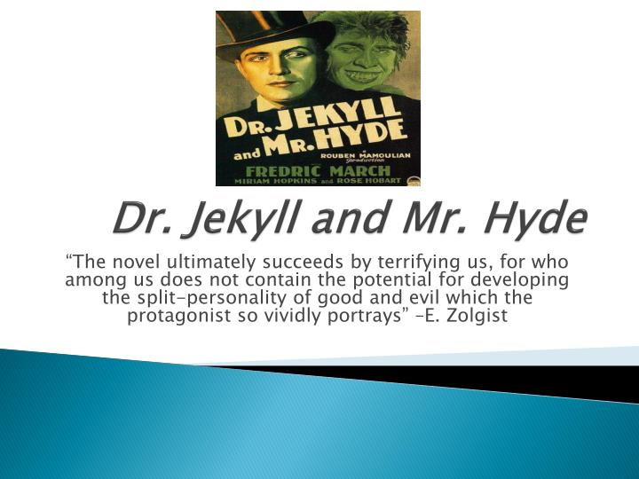 dr jekyll and mr hyde n.