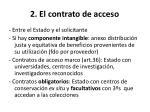 2 el contrato de acceso