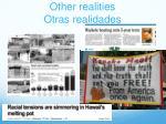 other realities otras realidades