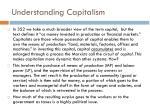 understanding capitalism1