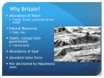 why britain