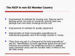 the hicp in non eu member country1