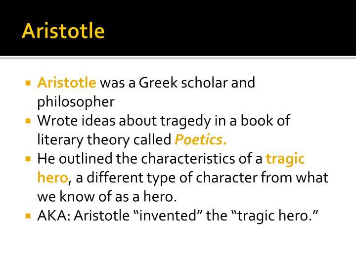 aristotle tragedy antigone